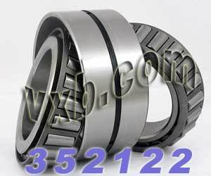352122 Double Row Taper Roller Wheel Bearing 110x180x95 Tapered 2097722 110mm ID