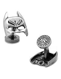 Silver Batman Mask Cufflinks
