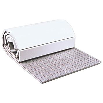 Tackerplatte D/ämmrolle Rolljet 5m/² Fu/ßbodenheizung 30mm GP//m/²= 4,40 /€