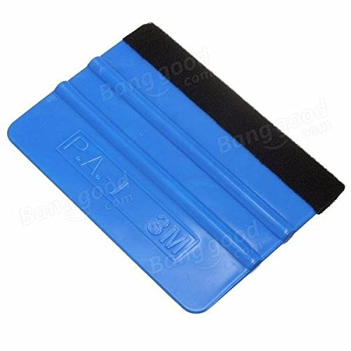 Car Squeegee Decal Wrap Applicator Soft Felt Edge Scraper Tool by Theoriginalstyle Automobiles (Image #3)'