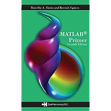 MATLAB Primer, Seventh Edition