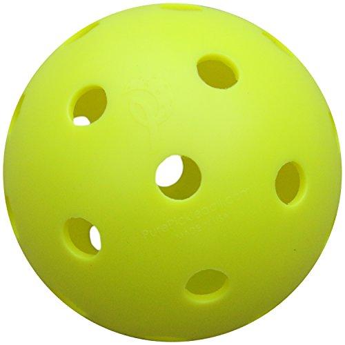 V1P Practice Baseballs (Pack of 9 extremely durable plastic baseballs) by Vinyl Peel