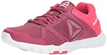 Reebok Women's Yourflex Trainette 10 Mt Cross Trainer, Twisted Berry/Twisted Pink, 9 M US