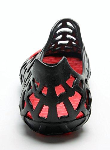 Negro amp; mujer Mo agua de Coo Para zapatos faHPvxq