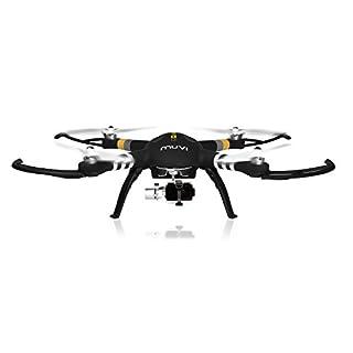 Veho Muvi Q-Series Q-1 Drone   Professional Aerial UAV Quadcopter   Advanced 3-Axis Gimbal   Follow Me Tracker   2.4GHz Remote Control - Black (VQD-002-Q1) (B01M5HMIK0)   Amazon price tracker / tracking, Amazon price history charts, Amazon price watches, Amazon price drop alerts