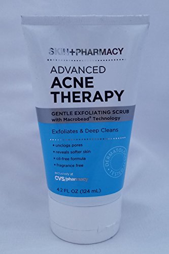Skin   Pharmacy Advanced Acne Therapy Gentle Exfoliating Scrub  4 2 Oz