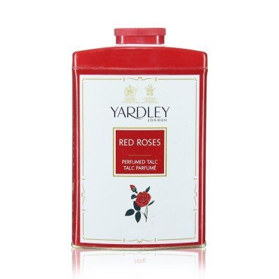 - Yardley Red Rose Perfumed Talc 250 g