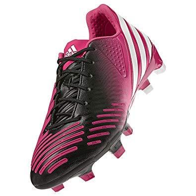 b67046d3f5c9 adidas Predator LZ TRX FG Soccer Shoes Black Pink Womens Size 9