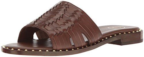 Ash-womens Playa Jurk Sandaal Cacao