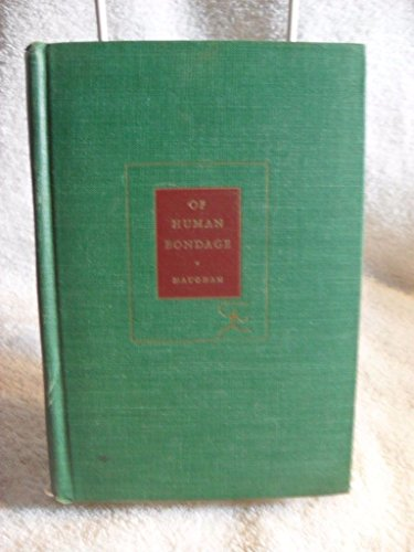 VERY RARE Of Human Bondage - W. Somerset Maugham, MODERN LIBRARY EDITION BOOK
