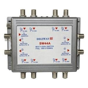 digiwave-dgssw44a-4-x-4-multiswitch-switch-with-ac-dc-adapter-sw-44a-for-bell-directtv