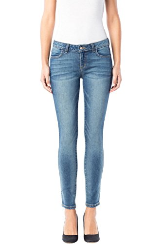 Siwy Women's Hannah Slim Crop Jean in Satellite of Love, 25