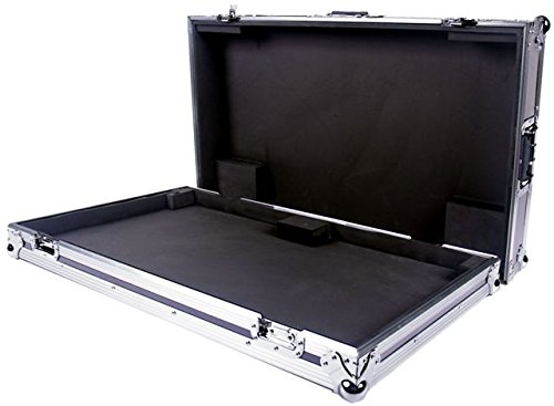 (Premium Flight Mackie PROFX30 /PROFX30V2 Mixer Case Ample Routing Space Provided In Base Rear Section Top Quality Bottom Rubber Feet With Heavy Duty Bolts And Recessed T-nuts DEEJAYLED TBHPROFX30V2)