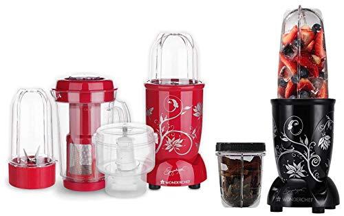 Wonderchef 63152746 400W Mixer Grinder with 2 Jars