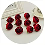 Baby-hunter-station-4cm-100pcs-Small-Tea-Bud-Artificial-Flowers-Silk-Rose-Heads-Home-Wedding-Decoration-DIY-Wreath-Accessories-Candy-Gift-Boxred