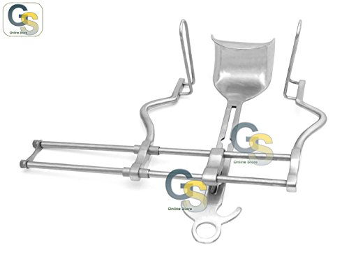 Balfour Retractor 12