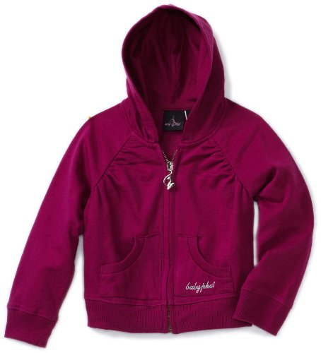 Baby Phat Little Girls' Graphic Hoodie