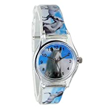 Pacific Time 20811 - Reloj Infantil, Correa de plástico Multicolor