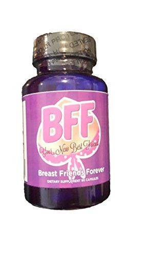 Pills BFF Friends sein pour toujours, le succès dans Breast Enhancement 90 Capsules