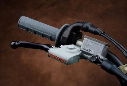 Renthal (LV-112) Gen2 IntelliLever Front Brake Lever