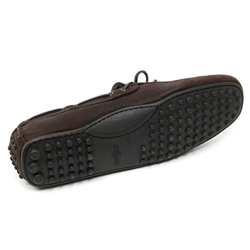 Interno Shoe Man Uomo Marrone Scarpe Pelo B9004 Loafer Con Mocassino Car  qYwwZTB 91dbd6d79dc