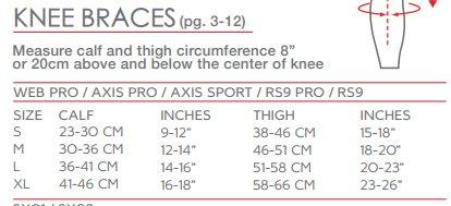EVS Sports RS9P-MP RS9 PRO Knee Brace