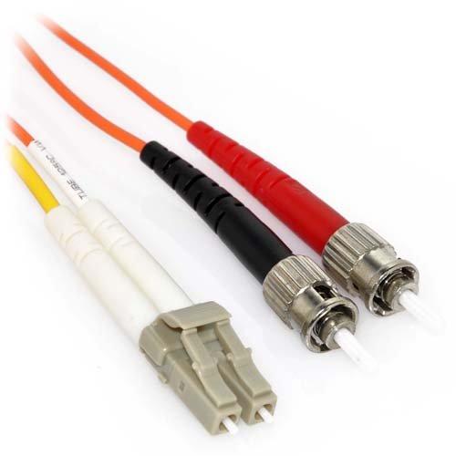 Diablo Cable 12m LC/ST Duplex 50/125 Multimode Fiber Patch Cable