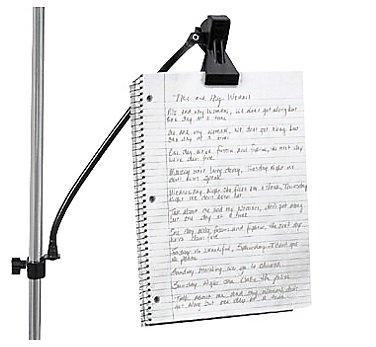 Stedman PC1 Proclip Sheet Music Holder (並行輸入)   B00JT56Y2U