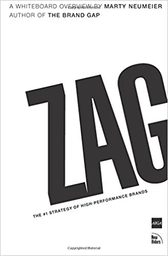 Zag The Number One Strategy Of High-performance Brands Pdf