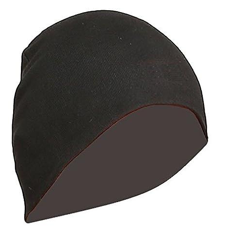 eef9ef56a80 Gajraj Original Cotton Helmet Skull Cap (Black)  Amazon.in  Car   Motorbike
