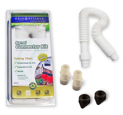 Rain Barrel Connector Kit (Rain Reserve Rain Barrel Connector Kit)