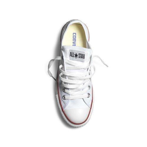 Converse , Herren Sneaker Weiß Optical White, Weiß - Optical White - Größe: 39