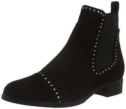 Högl 2-10 0692, Zapatillas de Estar por Casa para Mujer Negro - Schwarz (0100)