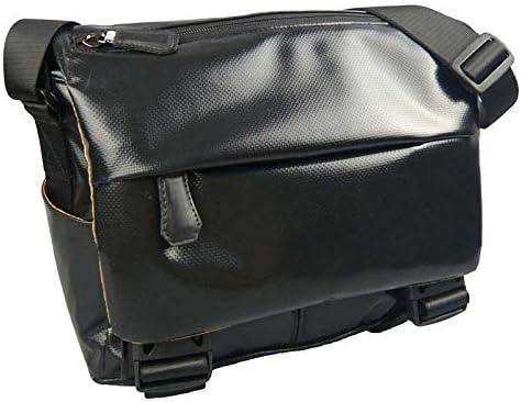 服部 VELBA ベルバ TP フラップ ショルダーバッグ Sサイズ B5 ブラック 126012-BK