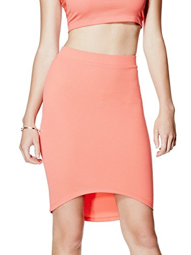 G-by-GUESS-Womens-Danise-High-Low-Midi-Skirt