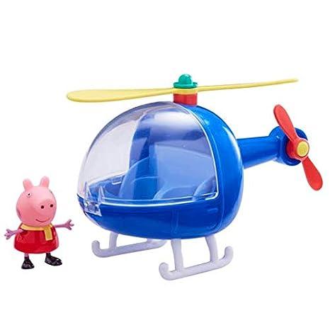 Amazon.es: Helicóptero de Peppa Pig (Se distribuye desde el Reino Unido): Juguetes y juegos