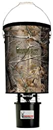 American Hunter 50lb hanging feeder w/ AP camo