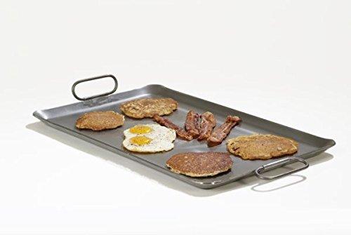 Chef King 2-Burner Commercial/Outfitter - 2 King Burner Griddle