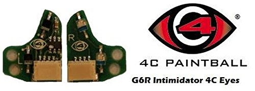 4C Paintball: 4 Eye Paintball Upgrade Board (Infrared, G6R)