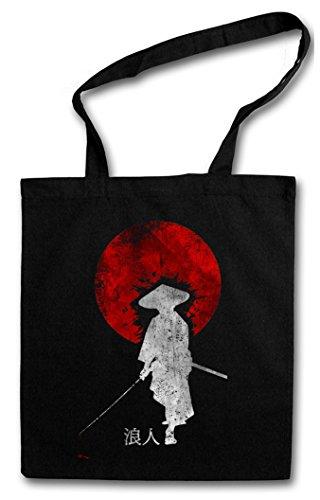 Ronin I Hipster Borsa Shopping Bag In Tessuto