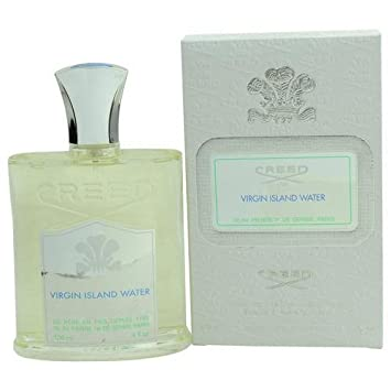Amazon.com : Creed Virgin Island Water by Creed for Unisex - 4 oz ...