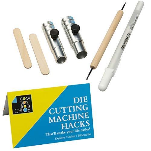 + Sharpie Pen Silhouette - Cricut NOT Explore Models Bundle - Pazzles - More Marker Holder 3 Items: Pen Holder