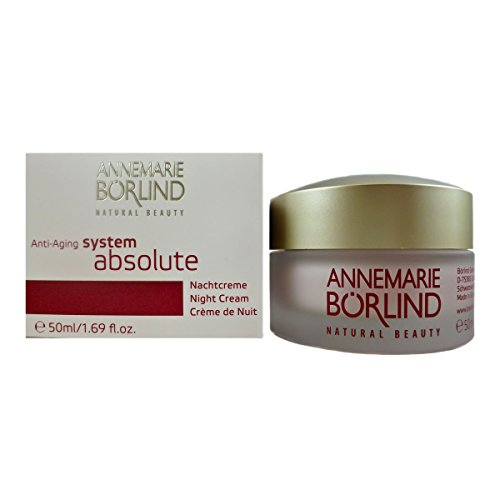 Annemarie Borlind System Absolute Anti-Aging Night Cream 50 ml