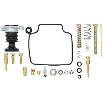 carburetor rebuild kit with primer pump for honda fourtrax 300 trx300 trx  300 2x4 trx300fw 4x4 wheeler 93 94 95 96 97 98 99 00