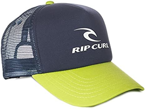 RIP CURL RC Corporate Trucker Gorra, Hombre, Lima, Talla Única ...