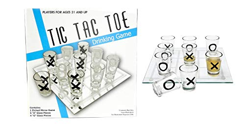 Adult Tic Tac Toe Drinking Board Game ()