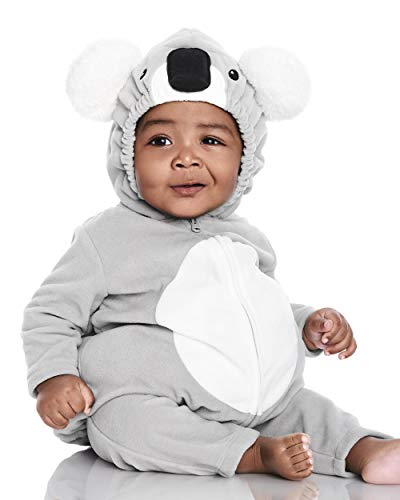 Carter's Halloween Costume, Baby Unisex, Little Koala, 3-6 Months -