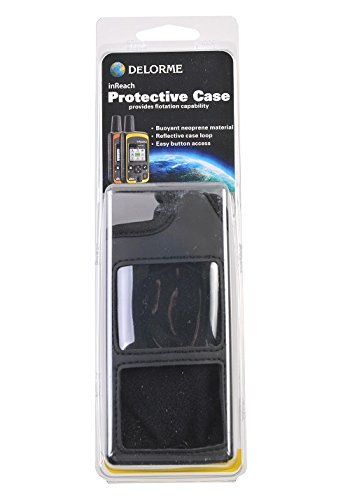 DeLorme inReach SE & inReach Explorer Protective and Flotation Case - Black