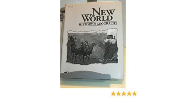 New World History and Geography 6th grade curriculum (Teacher Quiz ...