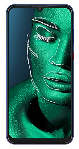 ZTE Smartphone Blade 10 (16 Cm (6,3 Inch) FHD+ Display, 64 GB Intern Geheugen, 32 MP AI-Selfie- en 16+5 MP Dual…